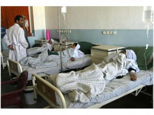 Afghanistan Girls School Feared Poisoned By Gas