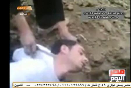 Head Cut Off Video Cut Off a Young Man 39 s Head