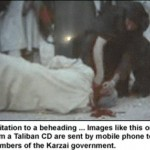 AFGHANISTAN: Taliban behead 17 party goers for partying