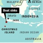 THE BAD NEWS: Not ALL the Afghan Muslim invaders from Indonesia drowned when their boat capsized* on the way to Australia