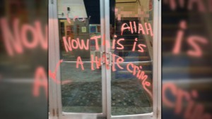 Police Offering $5,000 For Info on LIRR Graffiti Incidents