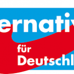 AFD (Alternative for Germany) party representative driven off debate stage by the German fascists who support mass immigration of illegal alien Muslim invaders