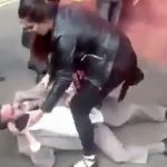 UK: Paki Muslim vs Paki Muslim in violent brawl outside 'Birminghamistan' courthouse