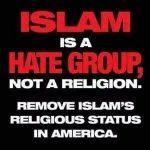 "UK Islamic Cleric explains ""Hating for the sake of Allah"""