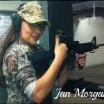 "ARKANSAS: Jan Morgan, America's  first ""Muslim Free"" shooting range owner now exploring a run for governor"