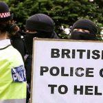 BRITISH TRANSPORT POLICE Recruitment Workshops: White men need not apply