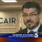 Designated terrorist group CAIR-LA leader who just won the Democrat Party of Orange County Social Justice Award has called for the overthrow of the U.S. Government