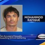 "NEW HAMPSHIRE: Rohingya Muslim refugee in one of Obama's ""Muslim Refugee Welcoming Centers"" arrested for paedophilia"
