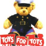 "Please help the US Marine Corps ""Toys for Tots"" program"