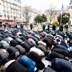 FRANCE banned street prayer in 2011, so why are French patriots having to protest this offensive Muslim supremacist practice again in 2017?