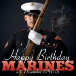 HAPPY 242nd BIRTHDAY to the few, the proud, the United States Marine Corps