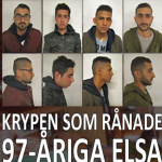 SWEDEN: Four Muslim migrants assault and rob 97-year-old woman in her home