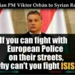 """""""WE WILL FIGHT THE EU,"""" vows Hungarian Prime Minister Viktor Orban"""