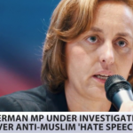 """ALTERNATIVE FOR GERMANY (AFD) Party MP could be jailed for saying """"Muslims are barbarians"""" on social media"""