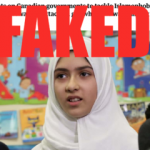 MUSLIM HATE HOAX: 11-year-old Canadian Muslim girl's fake story about an alleged hijab-cutter gains her an outpouring of sympathy from the media and prime minister
