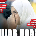 HUFFINGTON comPOST thinks that Khawlah Noman, the 'Hijab Hoax' girl behind the false allegation that her Islamic hijab was cut by a stranger, deserves an apology