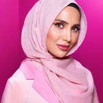 Gee, I wonder why until now, nobody ever thought of using a model with a bag over her hair to sell hair care products?