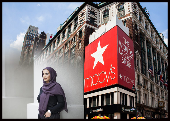 """macy muslim Macy's has announced it is partnering with fashion company verona for the new verona collection the """"modest"""" line will feature hijabs, long cardigans, and maxi dresses."""