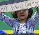 THANK YOU, Mommy Merkel!