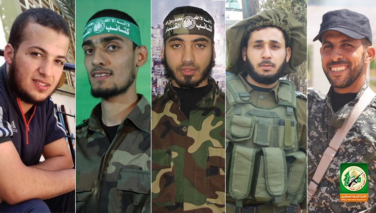 O QUE A MÍDIA ANTI-ISRAEL OMITE: MAIORIA DOS DESORDEIROS VIOLENTOS QUE FORAM MORTOS PELAS IDF NA FRONTEIRA ENTRE GAZA E ISRAEL, ERAM MEMBROS DE GRUPOS TERRORISTAS