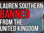 CANADIAN Anti-Islam activist Lauren Southern speaks to EU Parliament on her plight of being banned from entering England based on Schedule 7 counter-terrorism laws