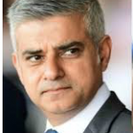 BRITISH COMMENTATOR Piers Morgan chastises protesters, especially Sadiq Khan, who are trying to get Donald Trump banned from visiting England