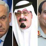 ISRAELI-SAUDI secret talks in EGYPT probably spells bad news for the 'Palestinians'