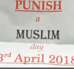LOOK AT THIS! Even though absolutely nothing happened to any Muslim on 'Punish a Muslim Day' yesterday, designated terrorist group CAIR is still whining as if something terrible had