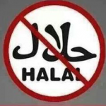 MAINE: Perhaps the person who shot up a Halal Butchery sign is sending a message that barbaric animal abuse is not welcome in Maine
