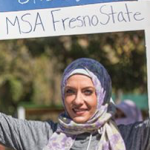 FRESNO STATE, home of the foul and obese Muslim professor who danced on Barbara Bush's grave…also celebrates slavery