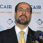 Designated terrorist group Hamas-CAIR's favorite spokesjihadist, Nihad Awad, is calling on all Muslims to protest Trump's Muslim Ban in front of the Supreme Court