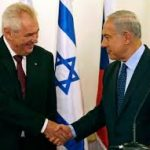 CZECH REPUBLIC becomes the latest country to announce it is moving their embassy from Tel Aviv to Jerusalem