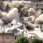 WHERE is the world condemnation? WHERE are the UN resolutions against Egypt for demolishing thousands of civilian homes, businesses, and farms in Sinai in their war against ISIS?