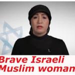 "SARA ZOABI: ""I am an Israeli-Arab Muslim woman and a proud Zionist"""