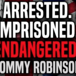 PRAY FOR TOMMY as UK officials have abruptly transferred Tommy Robinson to a prison where the majority of inmates are violent Muslims
