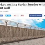 The world is quick to condemn Israel for a building security wall, yet we only hear crickets when Muslim countries do the same thing