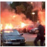 SWEDEN: Update on the arson jihad on more than 100 cars, while police still refuse to identify the arsonists