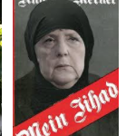 So, where were all these angry Germans while Angela Merkel was getting re-elected as Chancellor not so long ago?