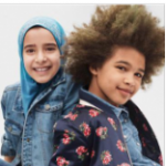 THE GAP MARKETING STRATEGY: Alienate a majority of your customers by pandering to Muslim women, most of whom would never be allowed to wear your clothes