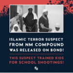 Who's to blame for a New Mexico judge releasing five Muslim terrorist suspects?