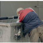 DISGRACEFUL! German pensioners rummage through trash bins for empty bottles to redeem to help supplement their meager pensions