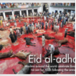 AUSTRALIA: Muslims demand national recognition of two Muslim holidays, one of which is dedicated to the barbaric sacrifice of fully-conscious animals in the streets