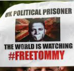 MUSLIM-PANDERING UK Government to put Tommy Robinson on trial AGAIN…because they won't be happy until he is beaten to death by Muslim inmates in prison