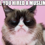 """NEVER HIRE A MUSLIM Reason #191: CAIR files yet another frivolous so-called """"discrimination"""" complaint on behalf of a disgruntled Muslim employee"""