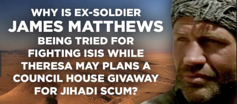 STUPID IS AS STUPID DOES…Jihadi traitor demands better free housing and the UK government is trying to accommodate her.