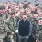 MUSLIM COUNCIL OF BRITAIN attacks British Army soldiers for taking a photo with Tommy Robinson