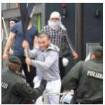 REFUSING TO INTEGRATE…Turkish Muslims in Germany create parallel societies which police are unable to control