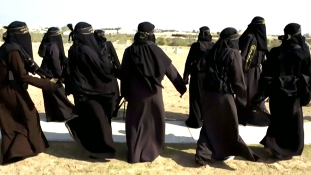 OH, BOO HOO…Islamic State (ISIS) wives in Syria want to return to Canada, but no one is helping them