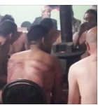 HEH!  GREEK POLICE beat up illegal alien Muslim invaders at border, then send them back to Turkey stark naked!