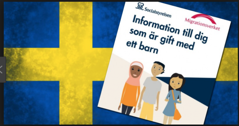 SWEDEN: Another puzzling ruling re: Islamic paedophilia and